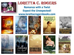 Loretta's PROMO Poster 2